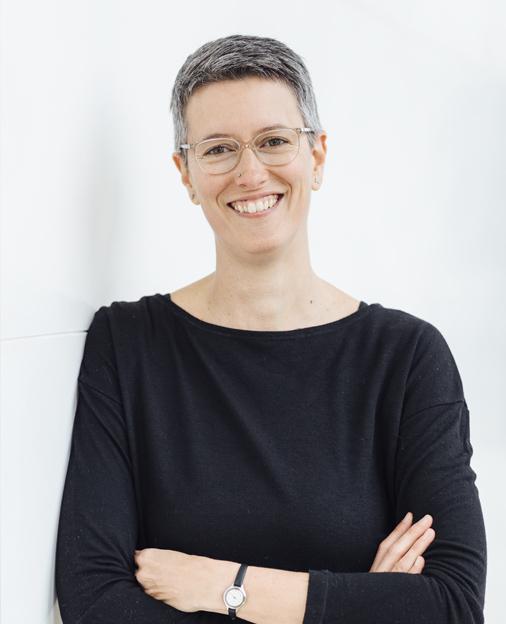 Psychotherapie - Elke Dergovics - Portrait